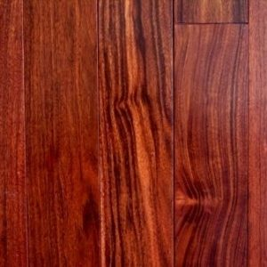 Piso de madera curupau